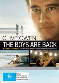 The Boys are Back on DVD