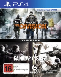 Tom Clancy's Rainbow 6 Siege & The Division Double Pack for PS4 image