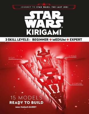 Star Wars Kirigami by Marc Hagan-Guirey