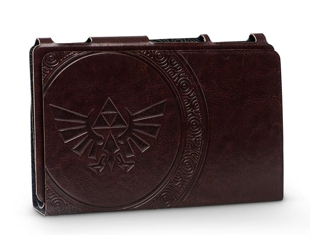 Nintendo Switch Hybrid Cover - Zelda Leatherette for Switch