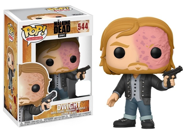 Walking Dead - Dwight (Burnt Face Ver.) Pop! Vinyl Figure (LIMIT - ONE PER CUSTOMER)