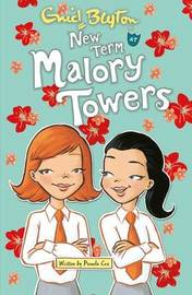 New Term at Malory Towers by Pamela Cox image
