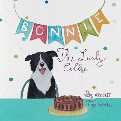 Bonnie the Lucky Collie by Vicky Alhadeff image
