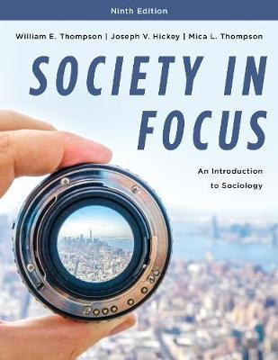 Society in Focus by William E. Thompson image