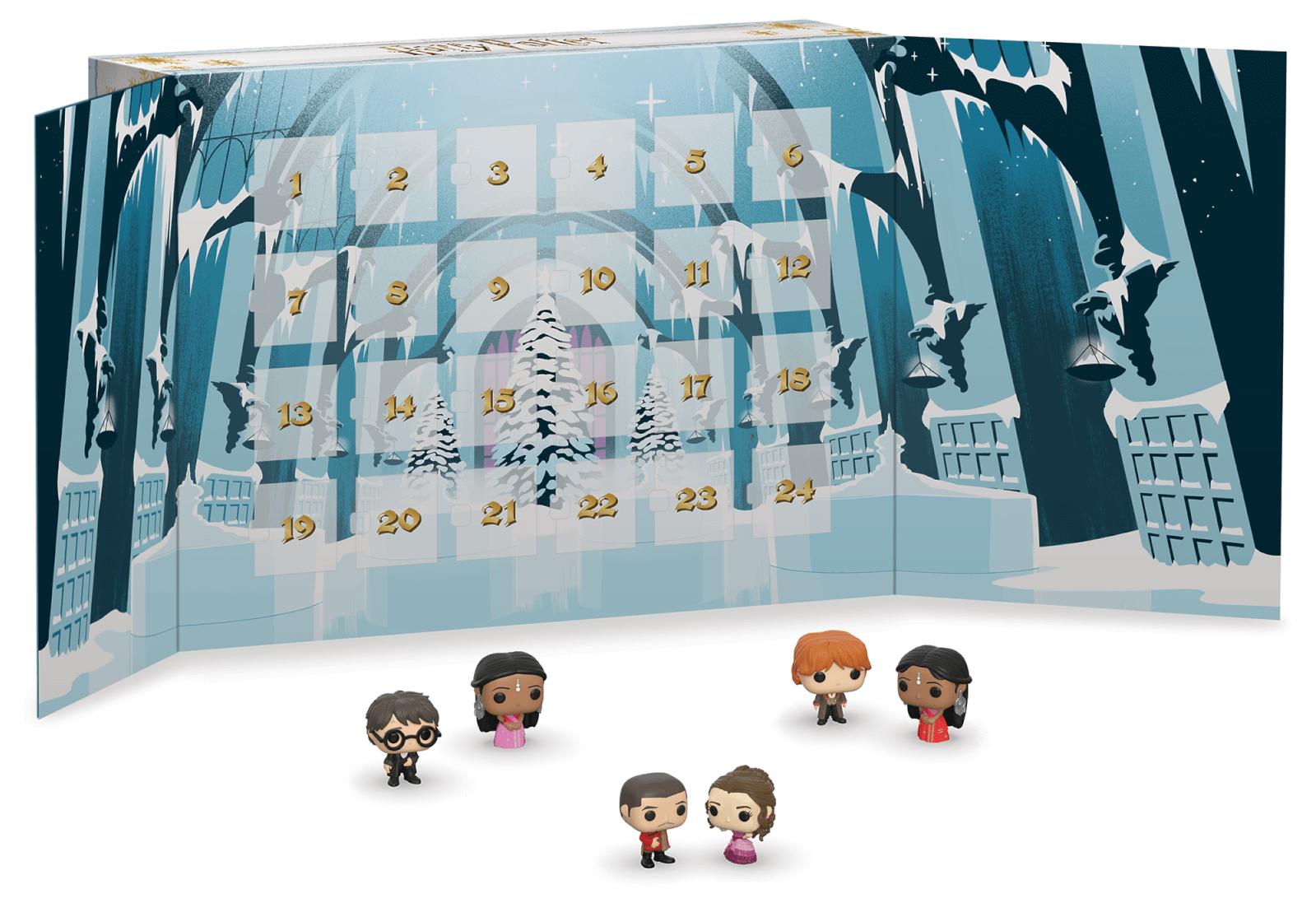 Harry Potter - Pocket Pop! Advent Calendar (2019) image
