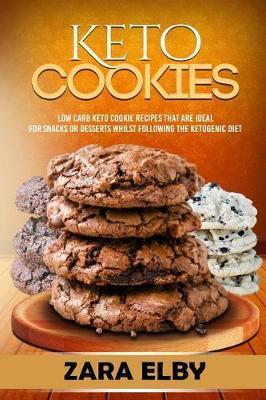 Keto Cookies by Zara Elby