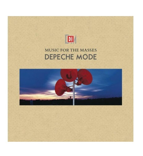 Music For The Masses by Depeche Mode image