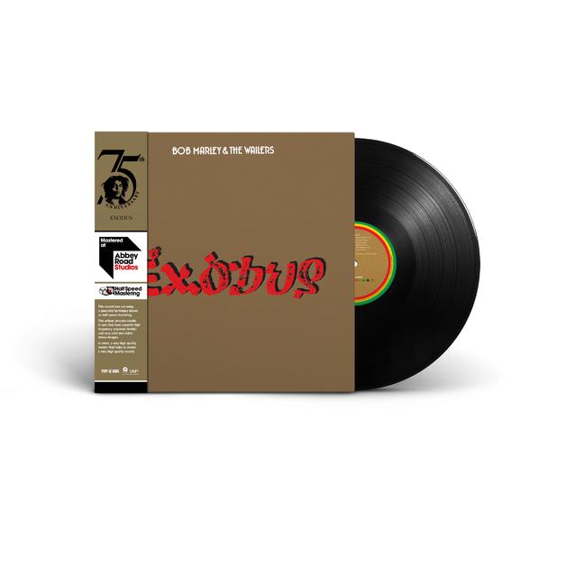 Exodus (Half Speed) by Bob Marley