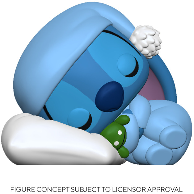 Lilo & Stitch: Stitch (Sleeping) - Pop! Vinyl Figure