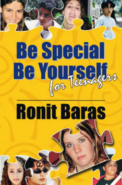 Be Special, Be Yourself for Teenagers by Ronit Baras image
