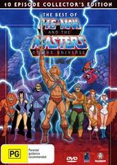 He-man & The Masters Of The Universe, Best Of (2 Disc Set) on DVD