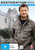 Restoration Man - The Complete Series 2 on DVD