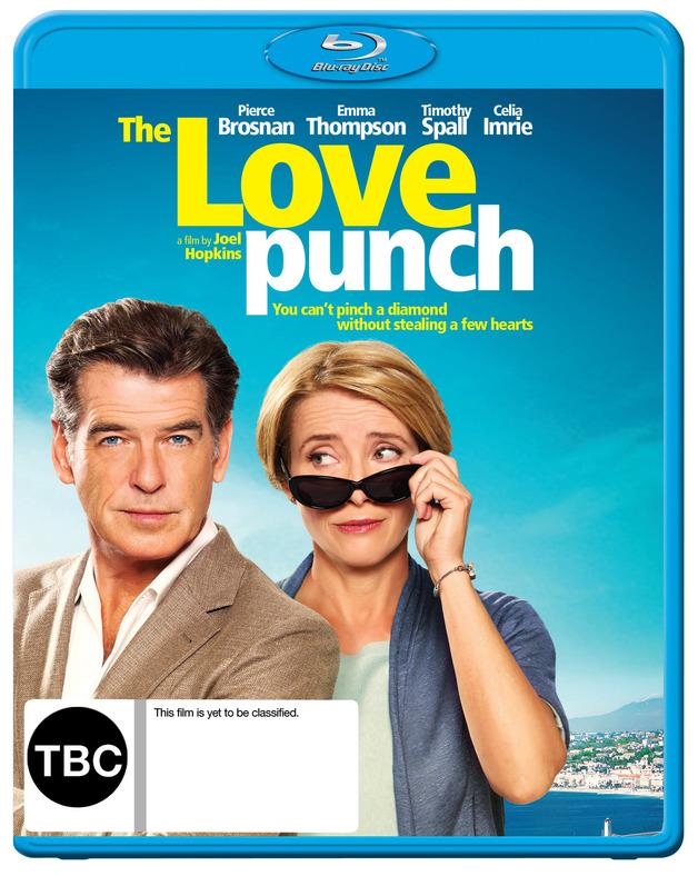 Love Punch on Blu-ray