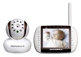 Motorola Remote Wireless Video Baby Monitor MBP36S