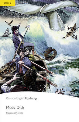 Level 2: Moby Dick by Herman Melville