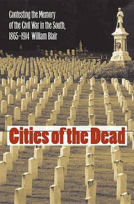 Cities of the Dead by William A. Blair image