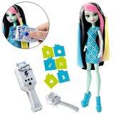 Monster High: Voltageous Hair - Frankie Stein Doll