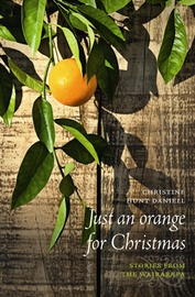 Just an Orange for Christmas by Christine Hunt Daniell
