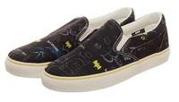 DC Comics: Batman Gear Unisex Deck Shoe (Size 9)