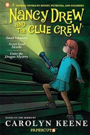 Nancy Drew and the Clue Crew Collection by Stefan Petrucha image