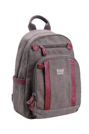 Troop London: Classic Small Backpack - Brown