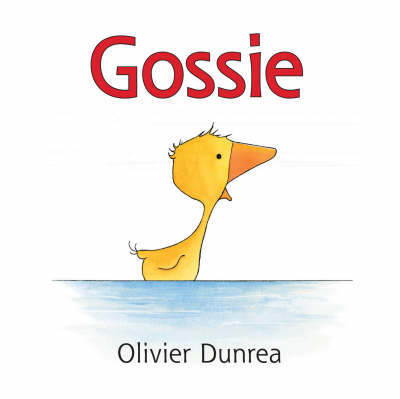 Gossie Board Book by Olivier Dunrea image