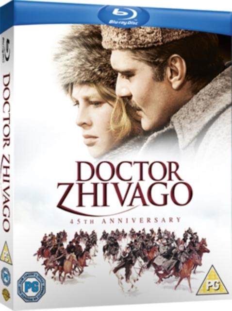 Doctor Zhivago on Blu-ray