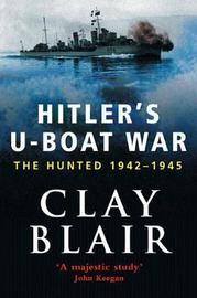 Hitler's U-Boat War by Clay Blair image
