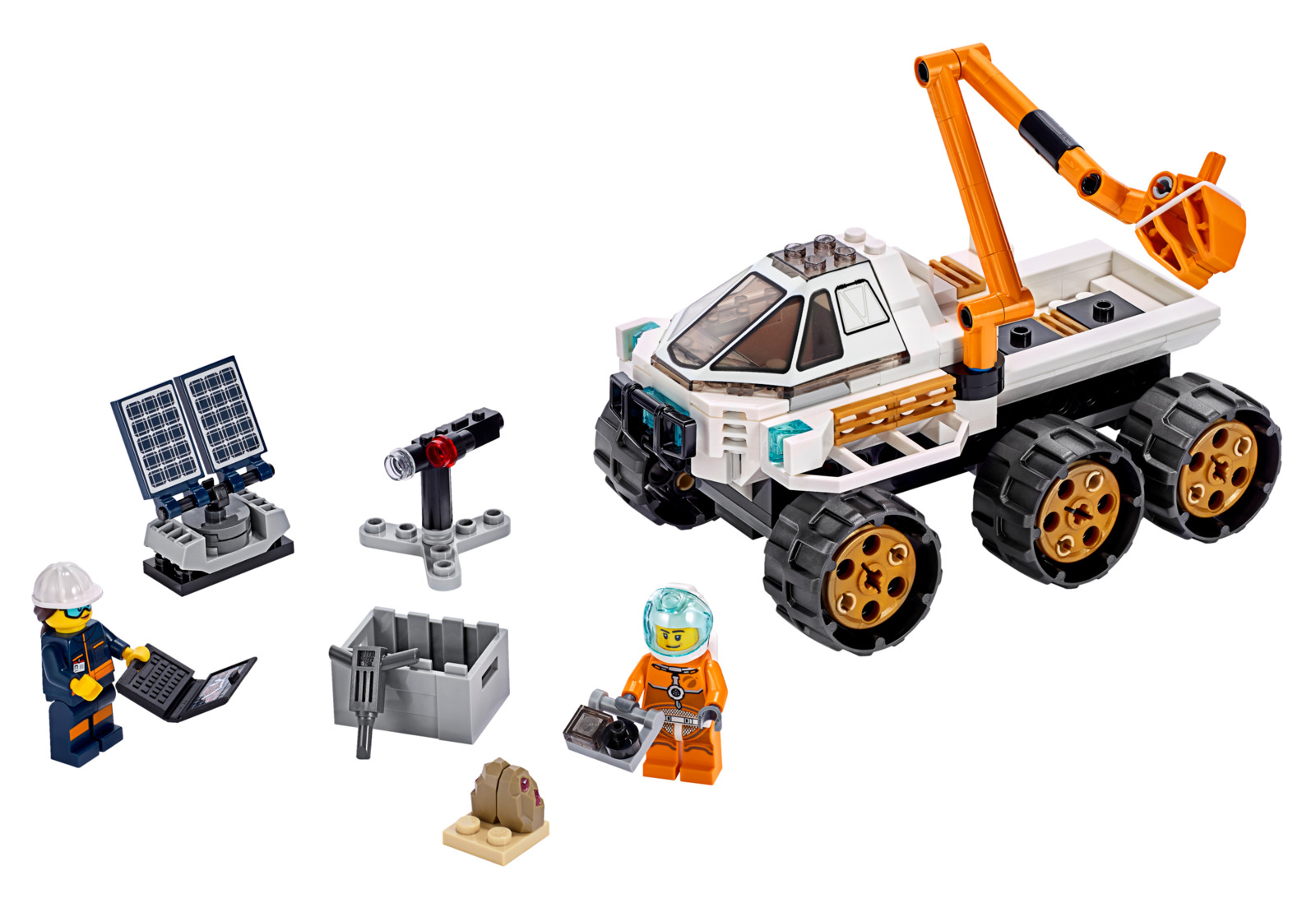 LEGO City: Rover Testing Drive - (60225) image