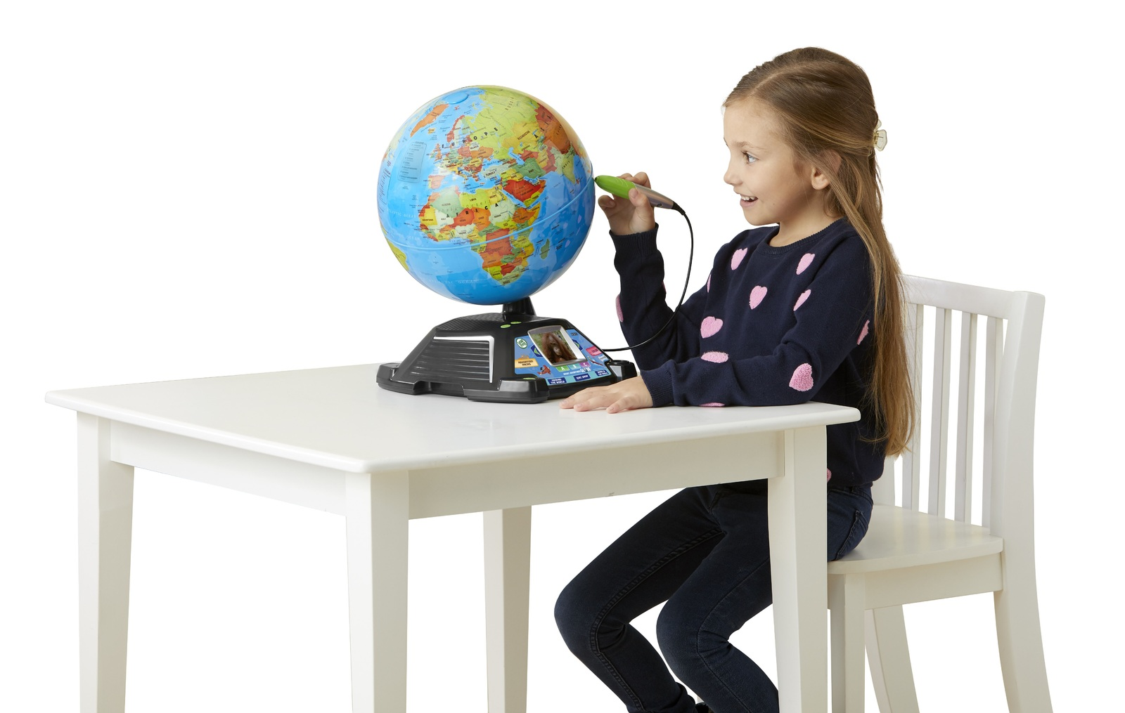 Leapfrog: Magic Adventures Globe - Interactive Learning Set image