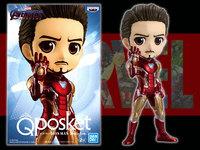 Q Posket: Avengers: Tony Stark – PVC Figure