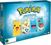Pokemon: All Stars Set on DVD