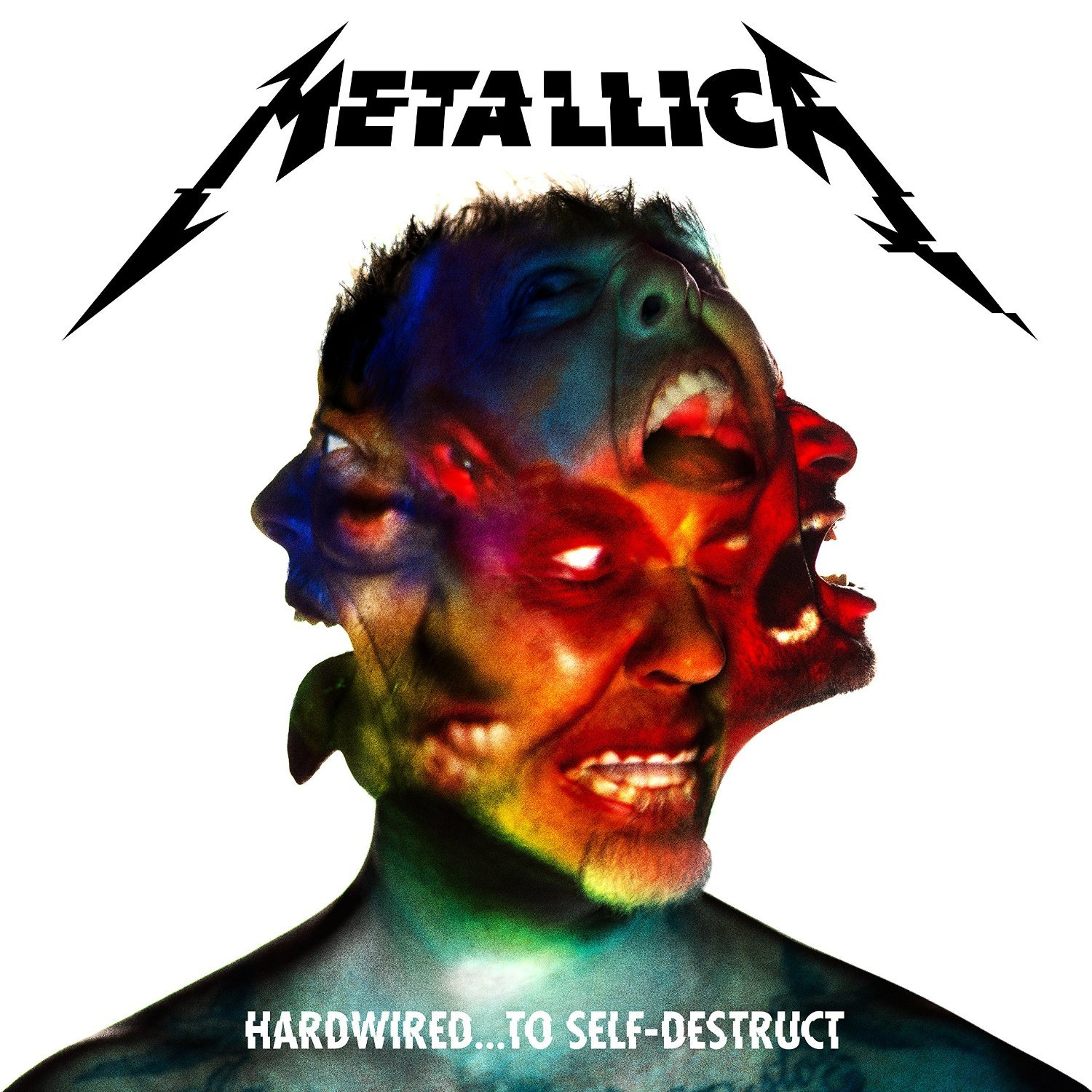 Hardwired…to Self-Destruct by Metallica image