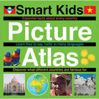 Picture Atlas by Roger Priddy image