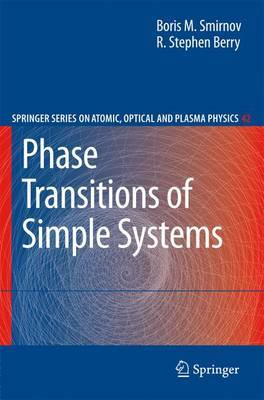 Phase Transitions of Simple Systems by Boris M Smirnov