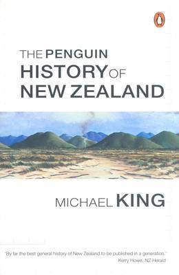 The Penguin History of New Zealand by Michael King image