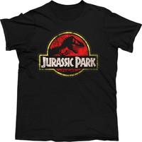Jurassic Park - Logo T-Shirt (2XL)