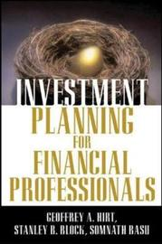 Investment Planning by Geoffrey A Hirt