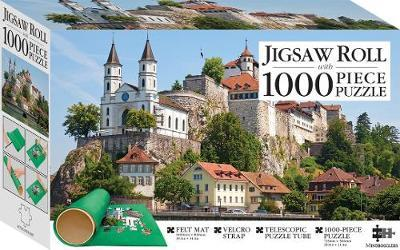 Hinkler: Jigsaw Roll with 1000-Piece Puzzle - Aarburg Castle image