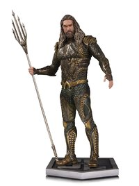 Justice League (Movie) - Aquaman Statue