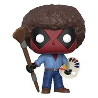 Deadpool: Playtime Bob Ross - Pop! Vinyl Figure