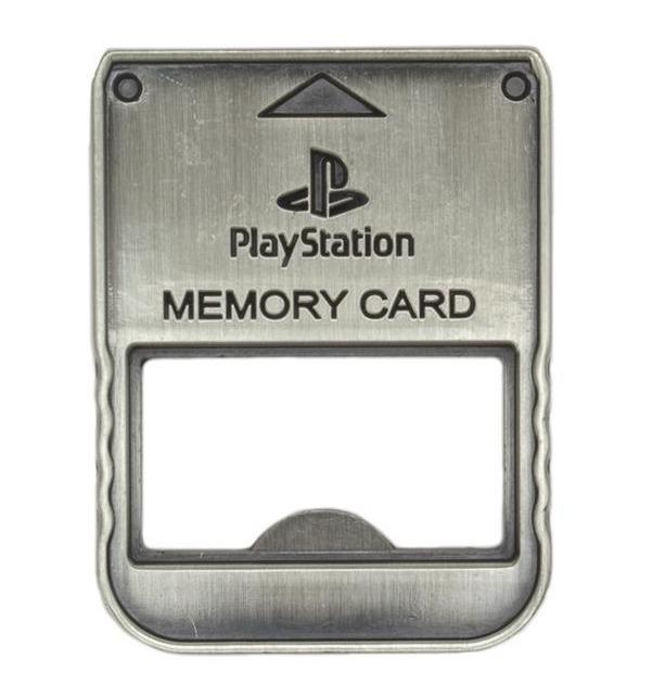 PSX Memory Card Bottle Opener