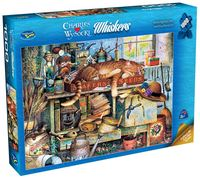 Wysocki: Remington the Horticulturalist - 1000 Piece Puzzle image