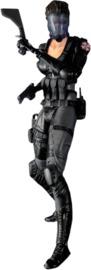 Resident Evil: Lupo - Play Arts Kai Figure