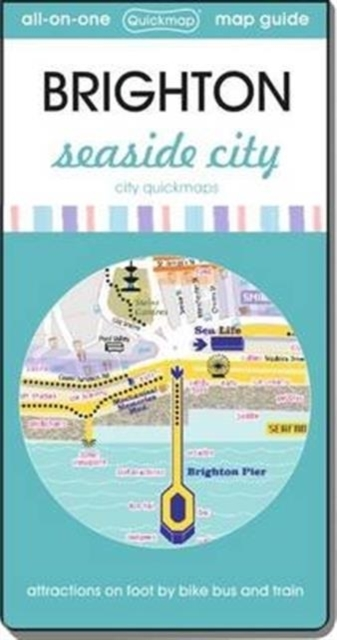 Brighton Seaside City : Map Guide of What to See and How to Get There image