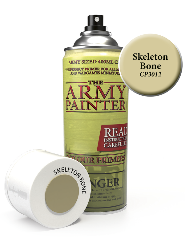 Army Painter: Colour Primer - Skeleton Bone