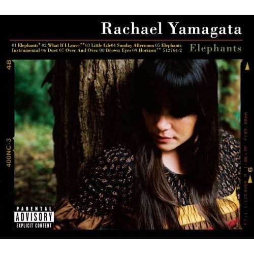 Elephants...Teeth Sinking Into Heart by Rachael Yamagata image