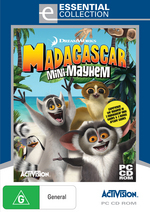 Madagascar Mini Mayhem for PC Games