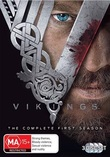 Vikings - The Complete First Season DVD