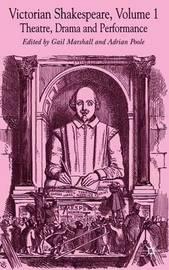 Victorian Shakespeare: v. 1 image